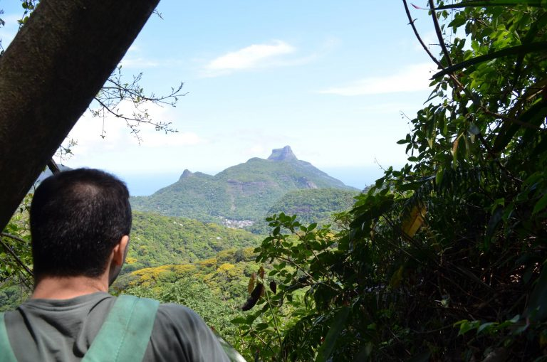 O Parque Nacional da Tijuca bateu recorde de visitação